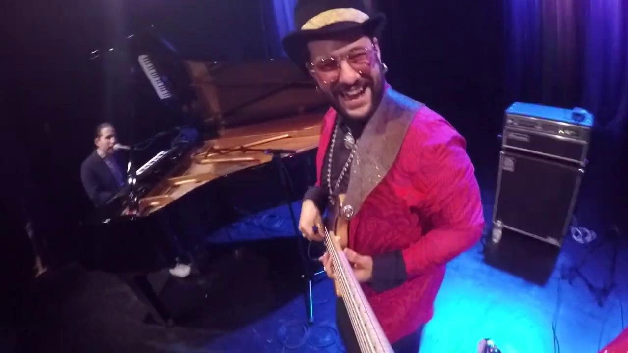Munir Hossn | with Alfredo Rodriguez trio - Alegria