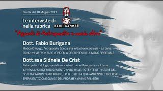 RADIO GAMMA 5 - Ospiti: Dott. Fabio Burigana e Dott.ssa Sidneia De Crist