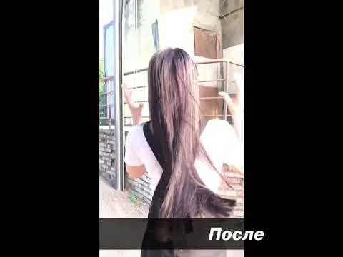 Окрашивание волос Lebel Materia