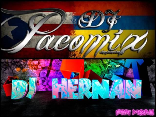 DANZA FUSION - HERNAN DJ - EL PACOMIX - 2013