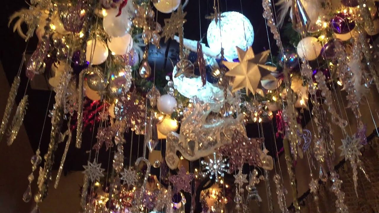 cava restaurant for the holidays 2015 youtube - Restaurant Christmas Decorations