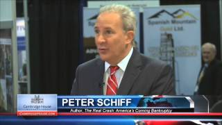 Peter Schiff: Coming debt crisis will make 2008 look like a Sunday school picnic