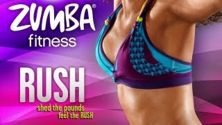Zumba Fitness Rush - Official Kinect Launch Trailer (Deutsch) | 2012