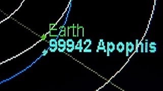 99942 Apophis Asteroid Earth 2029 Pass by and 2036 Impact Simulation