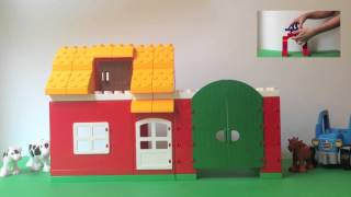 Lego Duplo Farm Construction Game - Строительство игры - Lego Duplo Granja juego de construcción