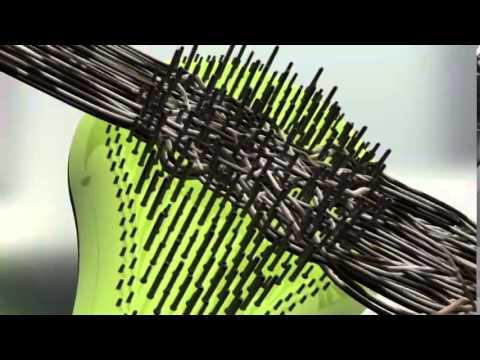 Ultimate Detangling Brush Spot Michel Mercier Youtube