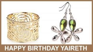 Yaireth   Jewelry & Joyas - Happy Birthday