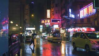 Hong Kong - The Neon City Cinematic 4k