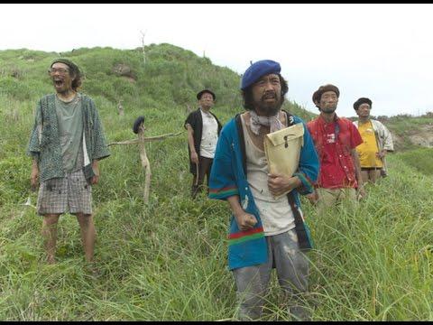 無人島に漫画家たち!映画『まんが島』予告編