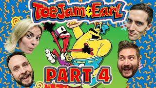 ToeJam & Earl Part 4 - Funhaus Gameplay