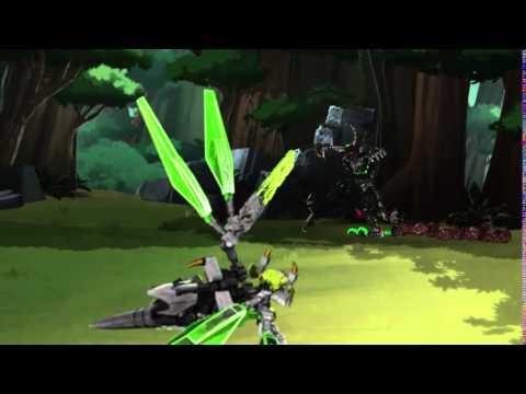 Охотник умарак LEGO Bionicle 71310