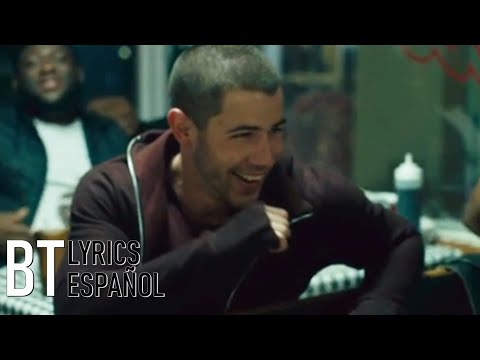 Nick Jonas - Bacon ft. Ty Dolla $ign (Lyrics + Español) Video Official