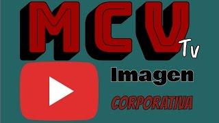 "Imágen corporativa ""MCV tv"""