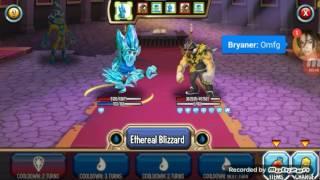 Monster legends: Vano$$ Dungeon