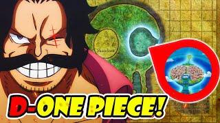 Đây Là Giả Thuyết HAY NHẤT One Piece? - Vị Trí Của Raftel, Vương Quốc Cổ Đại, One Piece!! 😱