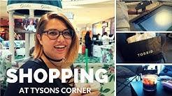 Tysons Corner Shopping Trip | VLOG