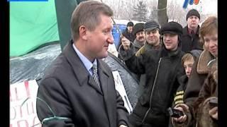 Сюжет ''Кем был Е.Кушнарев'' (Программа ''Новости Р1'' от 29.01.2015)