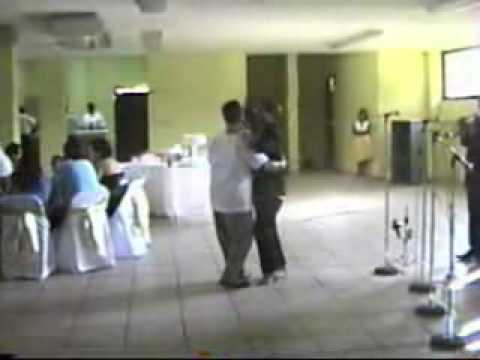 Marimba municipal de la Trinitaria 2008 Mala noche