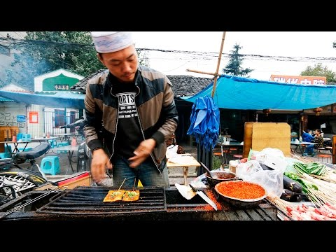 Thumbnail: Chinese Street Food Tour in Chengdu, China | Best Street Food in China