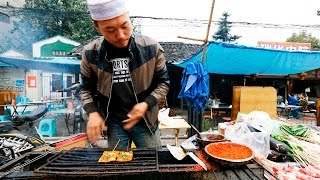 Chinese Street Food Tour in Chengdu, China | Best Street Food in China