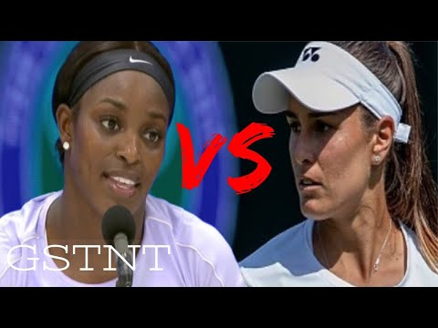 Sloane Stephens Disses Monica Puig Over Coaching Controversy