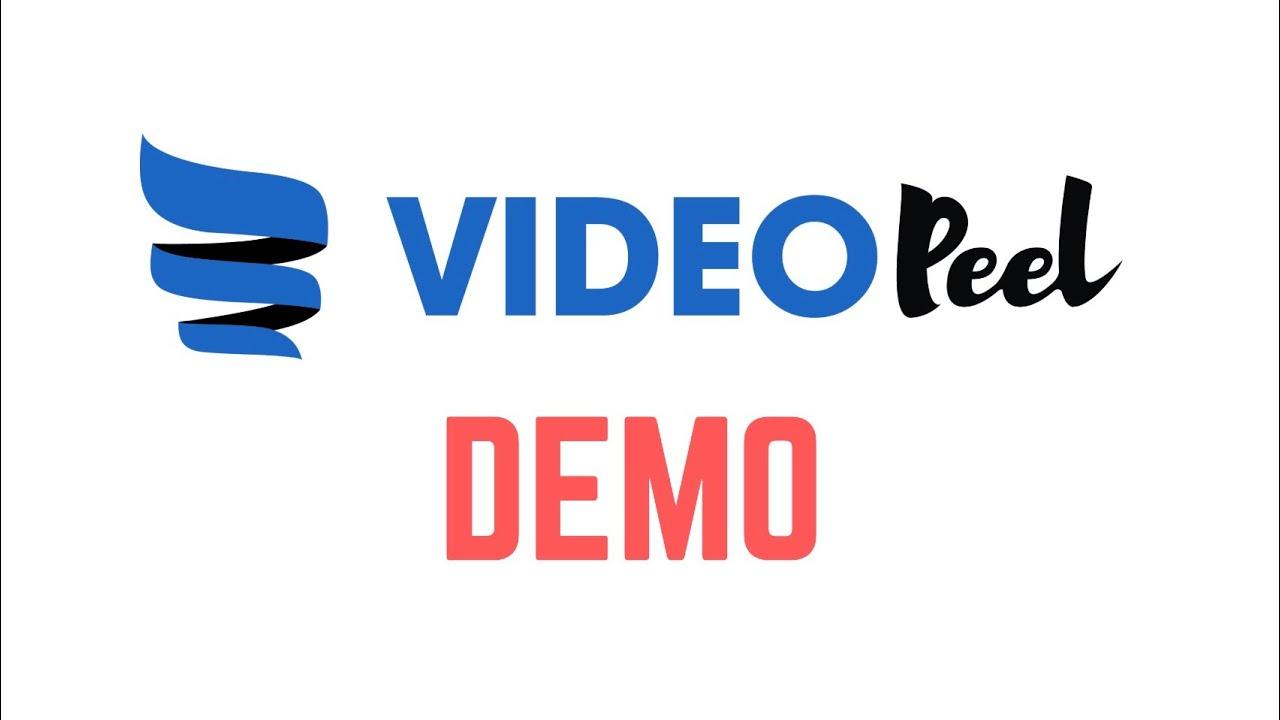 VideoPeel Demo