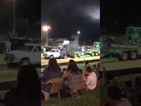 Highland County Fair 2017 W.S Pull