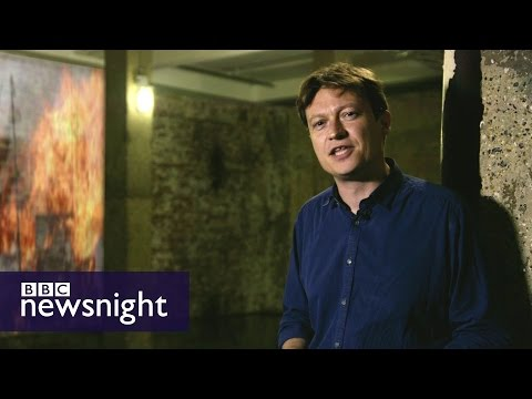 The grim aftermath of the Iraq war - BBC Newsnight