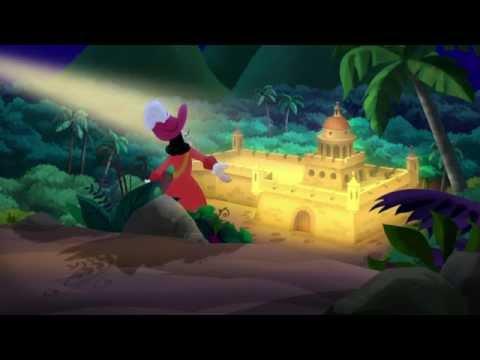 Джейк и пираты Нетландии - Музыкальные дудочки Питера / Вечно Сияющая звезда - Серия 3, Сезон 2