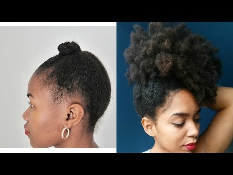 THICKER Hair IS THE EVERYTHING - Fine Natural Hair