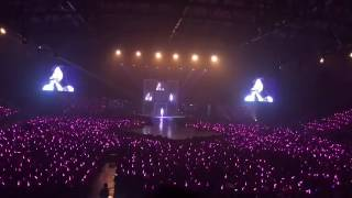 170528 Taeyeon 11:11 (ft  Sone) @ Persona Concert in Bangkok