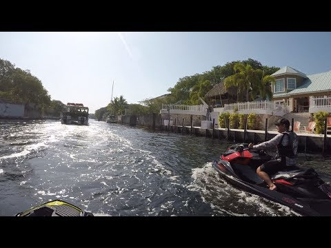 PWC Ride & Dive - Key Largo - Islamorada - Memorial Day Weekend 2017