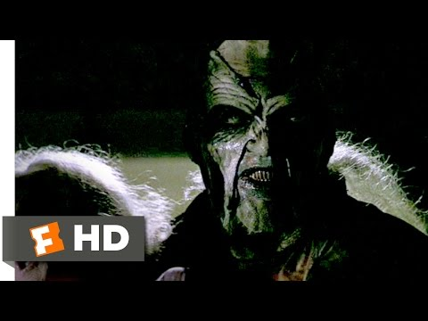 Jeepers Creepers (2001) - The Creeper Shows His Face Scene (6/11) | Movieclips