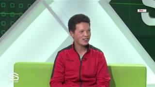 Бакай Зайырбеков. Бешикташ. Мое первое интервью на КТРК Спорт.