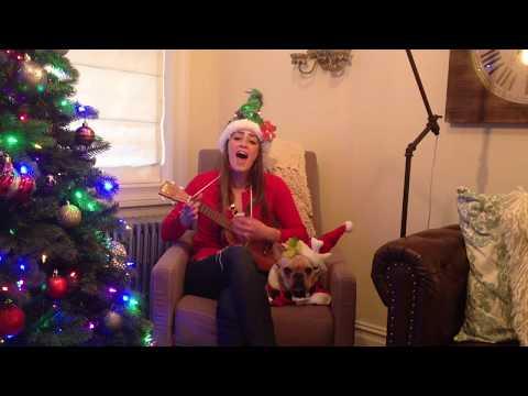 Mele Kalikimaka (Hawaiian Christmas Song) - ukulele cover by Kim Aquila & Sancho Claus