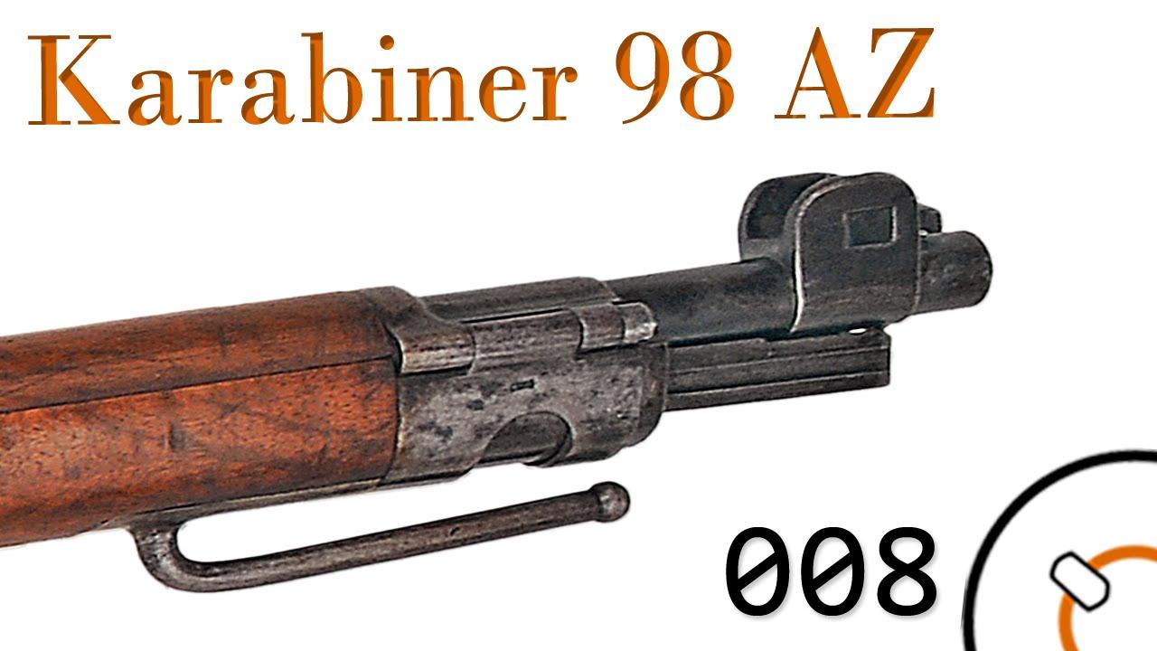 small arms of wwi primer 008 german karabiner 98 az mauser rifle