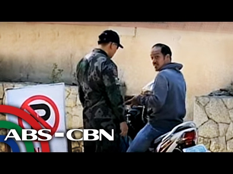 Mga checkpoint, inilatag sa Baguio City dahil sa NPA