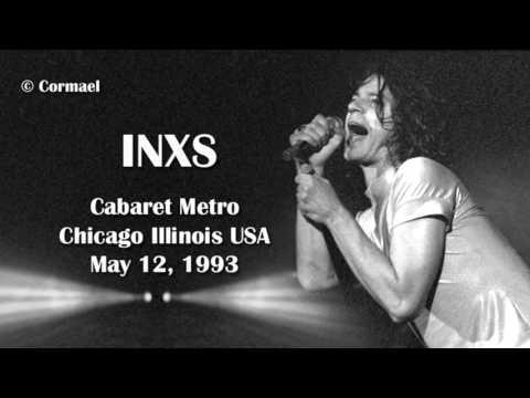 Michael Hutchence & INXS || Cabaret Metro, Chicago,  USA 1993 12/05
