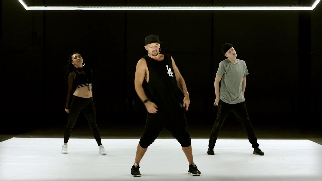 LES MILLS DANCE  508e1a974