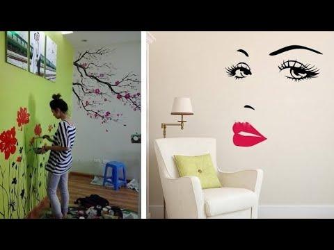 Best wall decoration ideas I wall art tree design ideas! Wall Painting DesignslAmazing Wall Painting