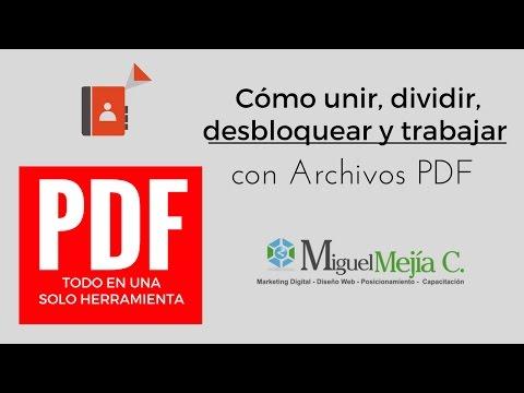 cómo-unir,-dividir,-desbloquear-y-trabajar-con-pdf-online