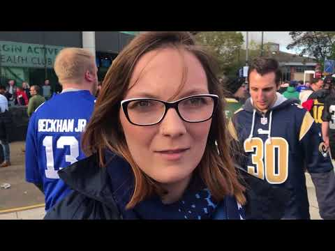 Female NFL Fans in the UK Want a London Franchise