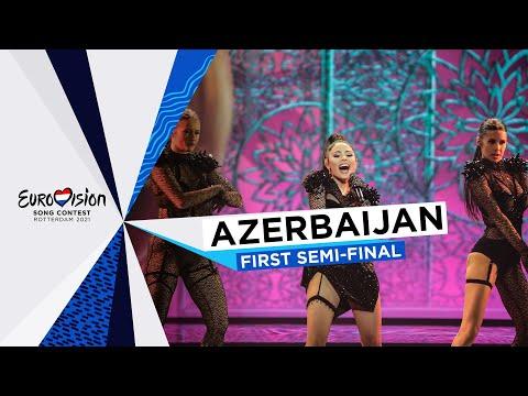Efendi - Mata Hari - LIVE - Azerbaijan 🇦🇿 - First Semi-Final - Eurovision 2021