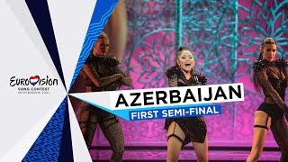 Download Efendi - Mata Hari - LIVE - Azerbaijan 🇦🇿 - First Semi-Final - Eurovision 2021