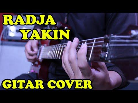 Radja - yakin gitar cover || by irwan prasetio