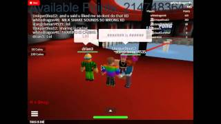 Party on roblox Part 2
