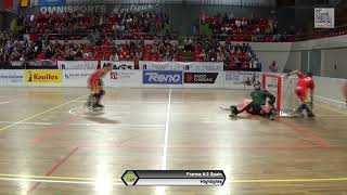 FRANCE-SPAIN | Game 18 | 5th Place Game | Coupe des Nations 2019 | Rink Hockey