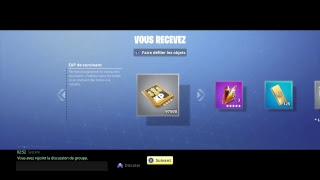 UPDATE 8.30 [Fortnite] save the world and exceptionally BR. Creater Code: Epiloguenosis