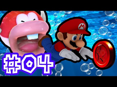 A GIANT FISH WANTS TO EAT ME!?! | SM64: Last Impact (4)