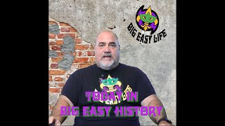 The month of May in Big Easy history